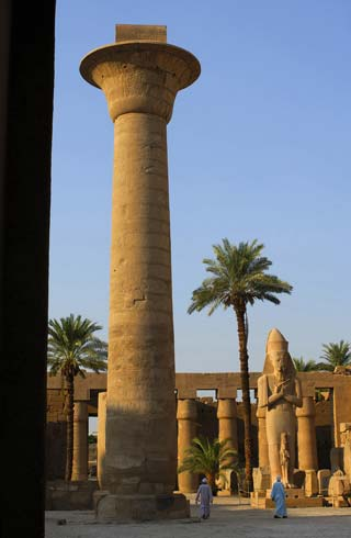 Louxor, temple de Karnak
