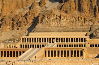 Louxor, temple d'Hatchepsout
