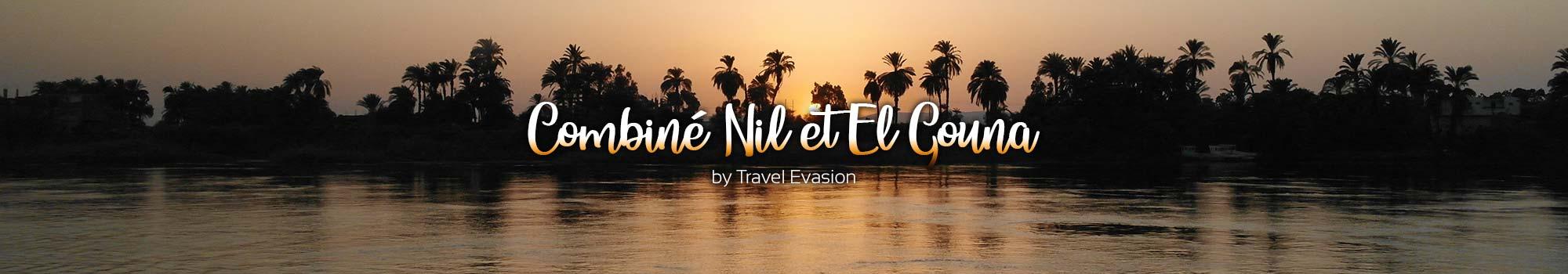 Voyage Egypte, Combinés croisière sur le nil et séjour El Gouna