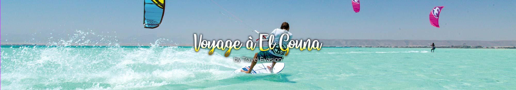 Sejour pas cher à El Gouna sur la mer rouge, voyage pas cher Egypte