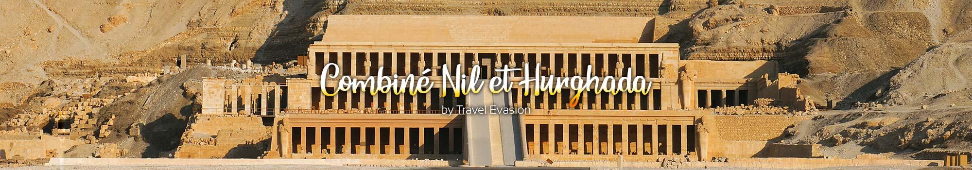 Voyage Egypte, Combinés croisière sur le nil et séjour Hurghada