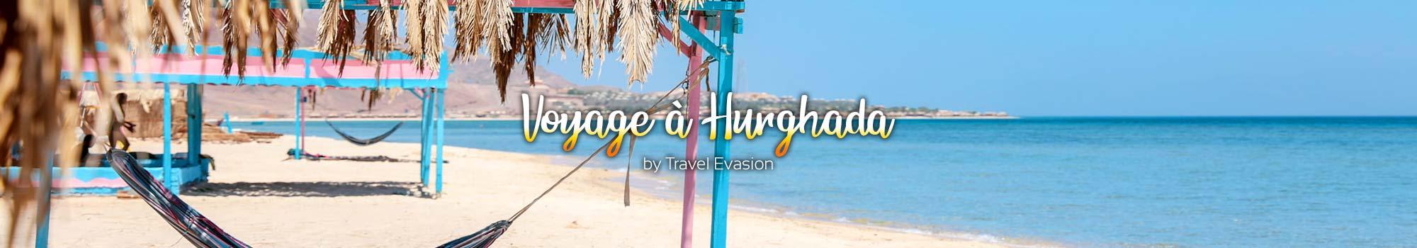 Séjour hotel tout compris à Hurghada en Egypte sur la mer rouge
