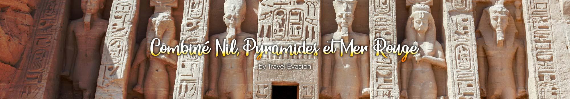 Croisière sur le Nil, votre voyage en Egypte en tout compris