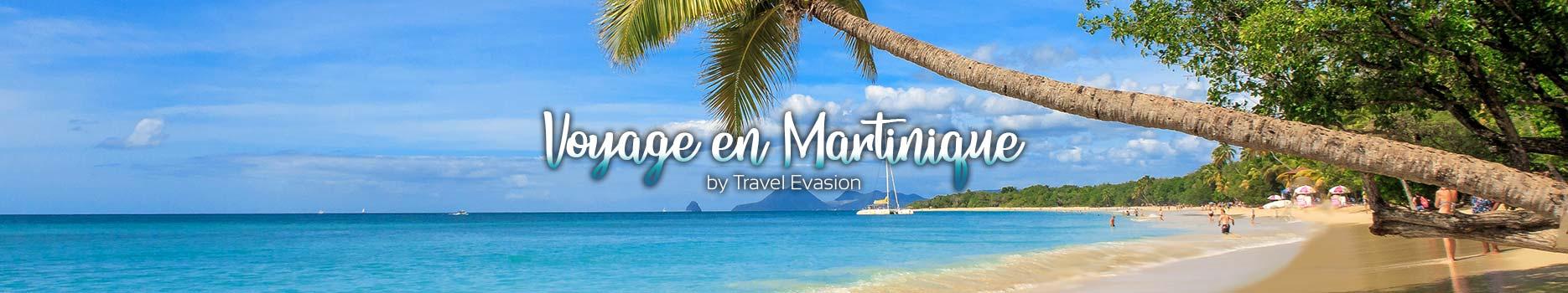 Voyage en Martinique, des vacances aux Antilles au Top.