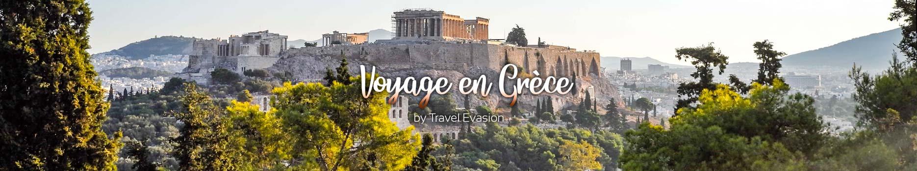 Voyage en Grèce, des vacances à Athènes géniales.