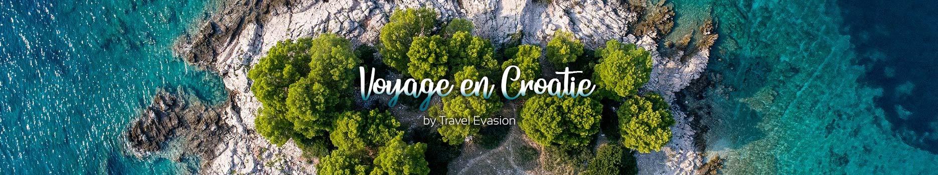 Voyage en Croatie, des vacances à Dubrovnik ou Split géniales.