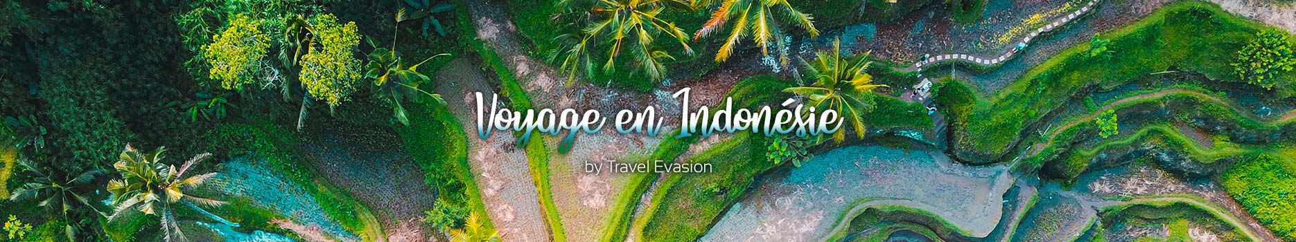 Voyage en Indonésie, séjour à Bali ou circuit
