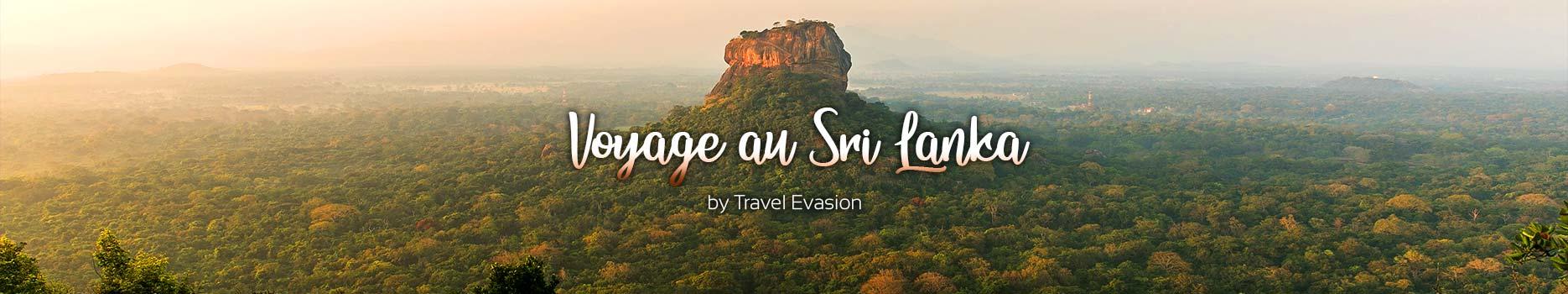 Voyage au Sri Lanka, des vacances à Colombo inoubliables.