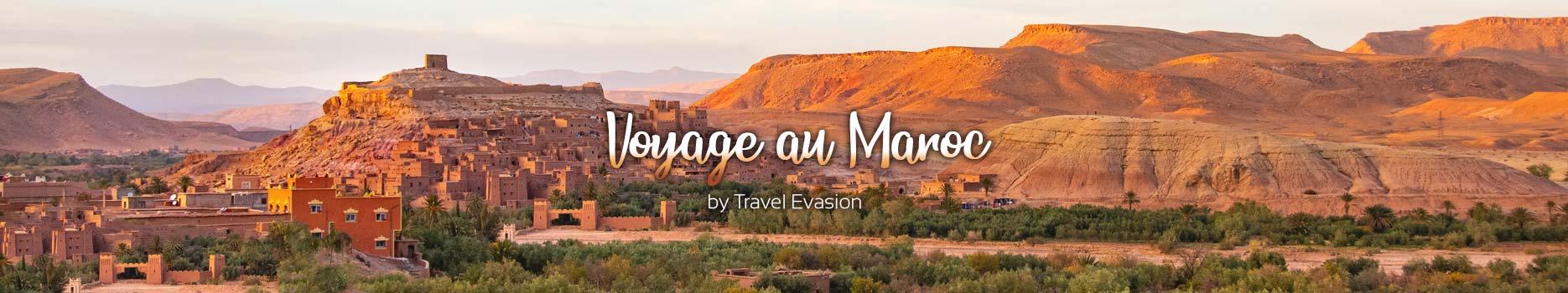 Séjours à Agadir au Maroc tout compris