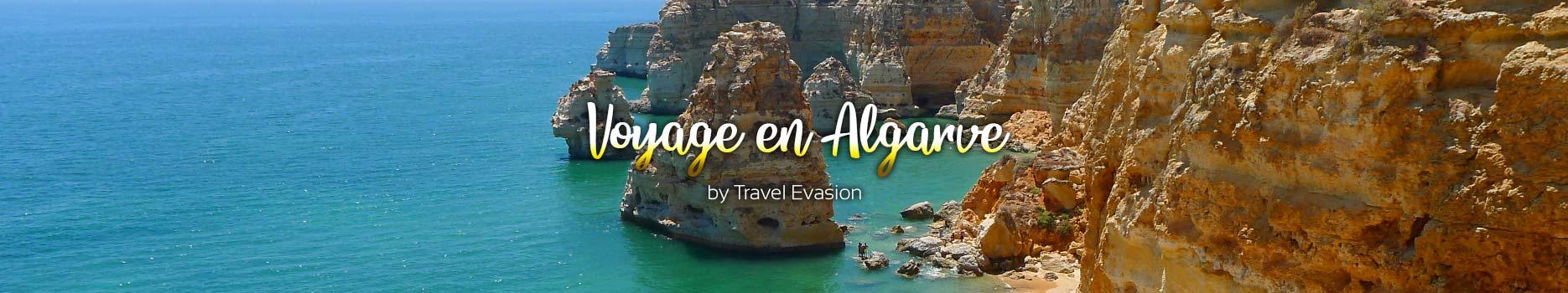 Séjours et circuits dans le sud portugal, à Faro et Lagos en Algarve Portugal.