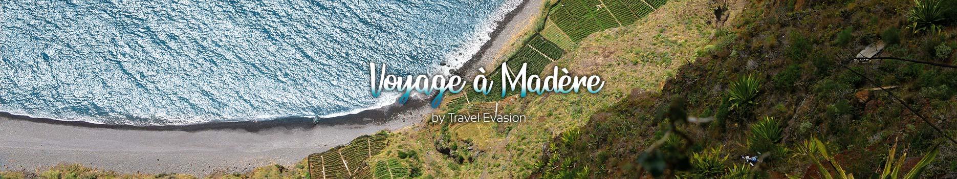 Voyage à Madère, des séjours hotels à Funchal au bon prix.