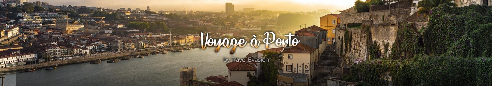 Porto ville portuaire du portugall pour votre voyage