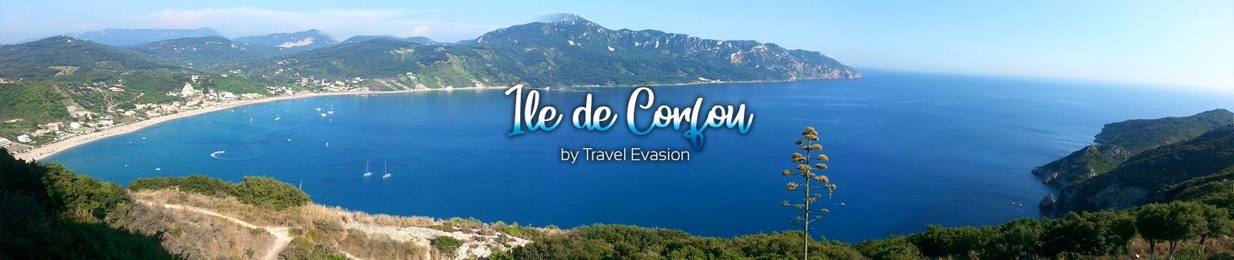 Séjours à Corfou pas cher. Un voyage a Corfou fantastique avec Travel Evasion